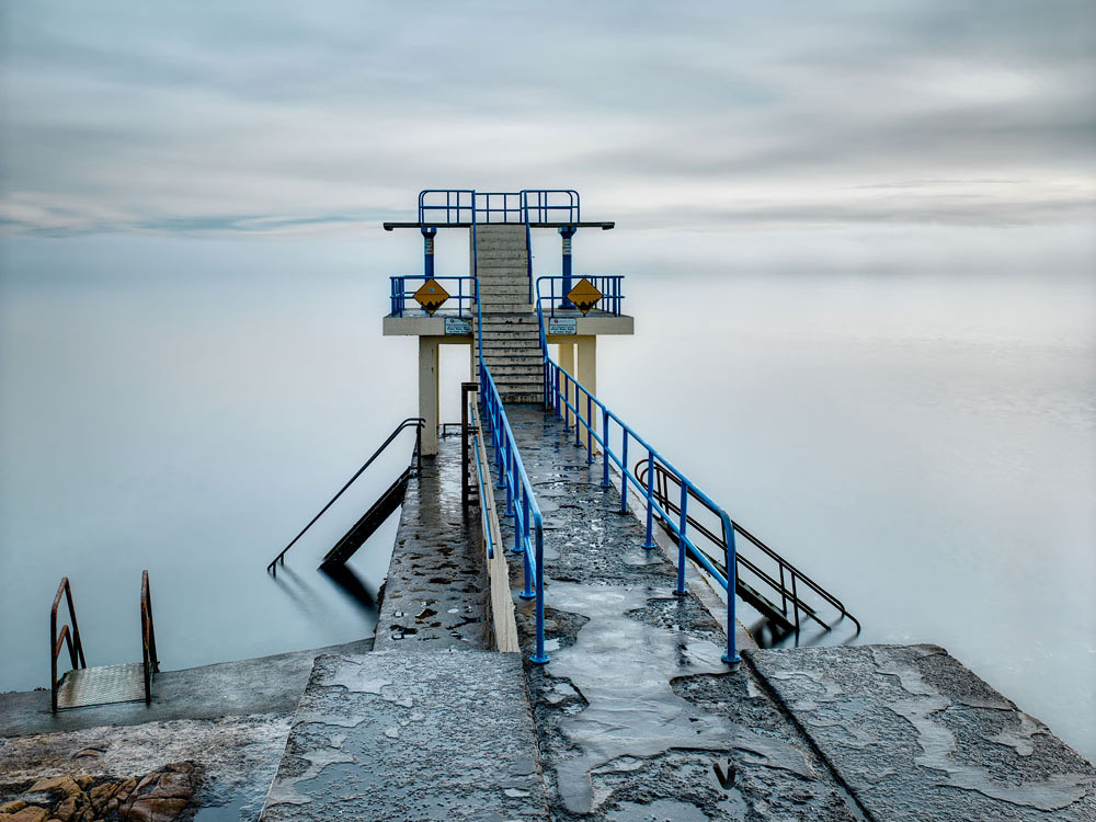 fine art photography prints blackrock tower galway