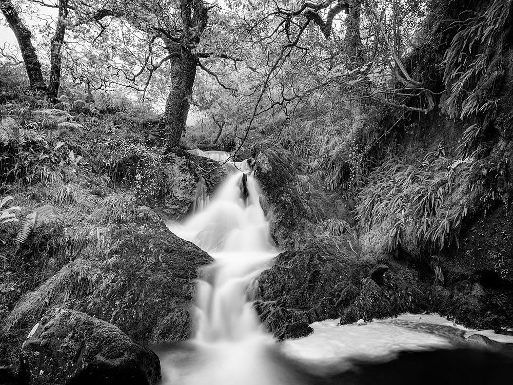 fine art landscape photo, Erriff river