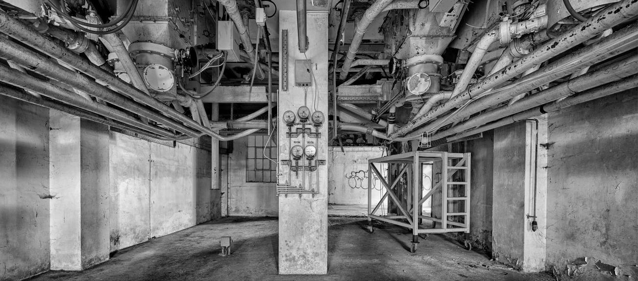 Inside Bolands Mill