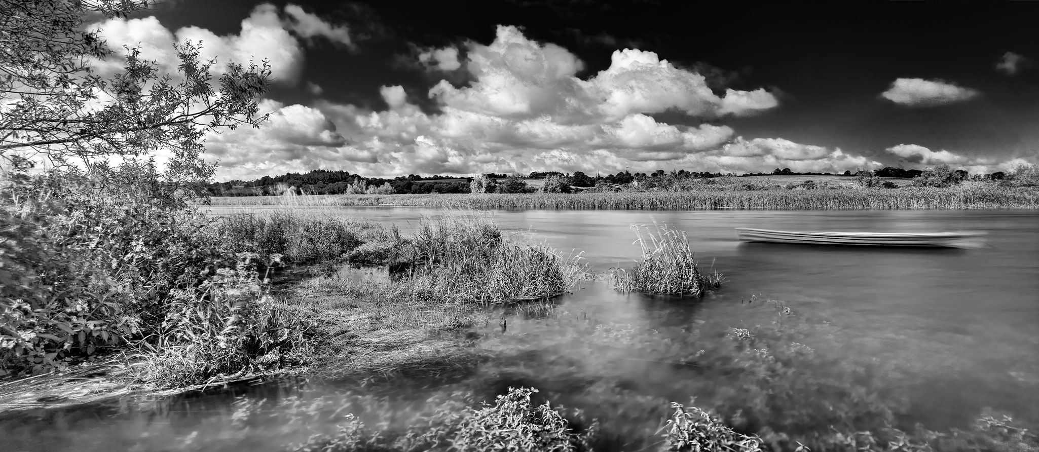 River Slaney Wexford the glen