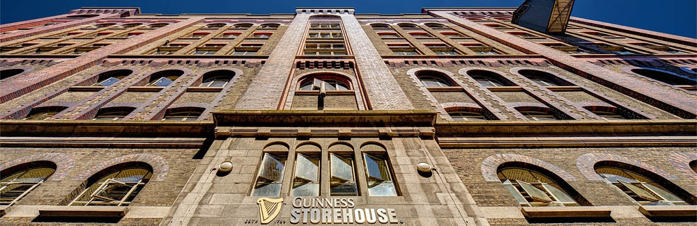Guinness Storehouse market street dublin photos