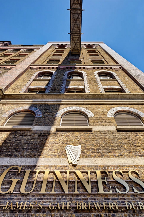 Guinness Storehouse market street dublin city photos