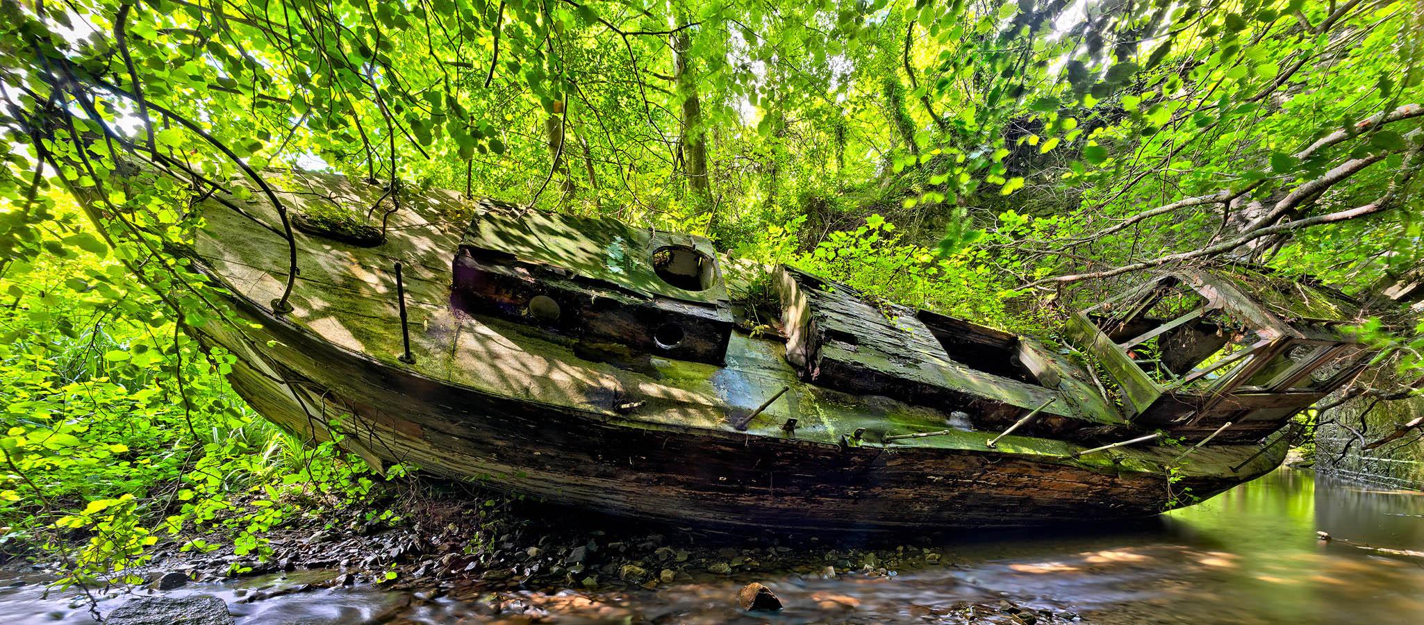 boat photo Knocksink