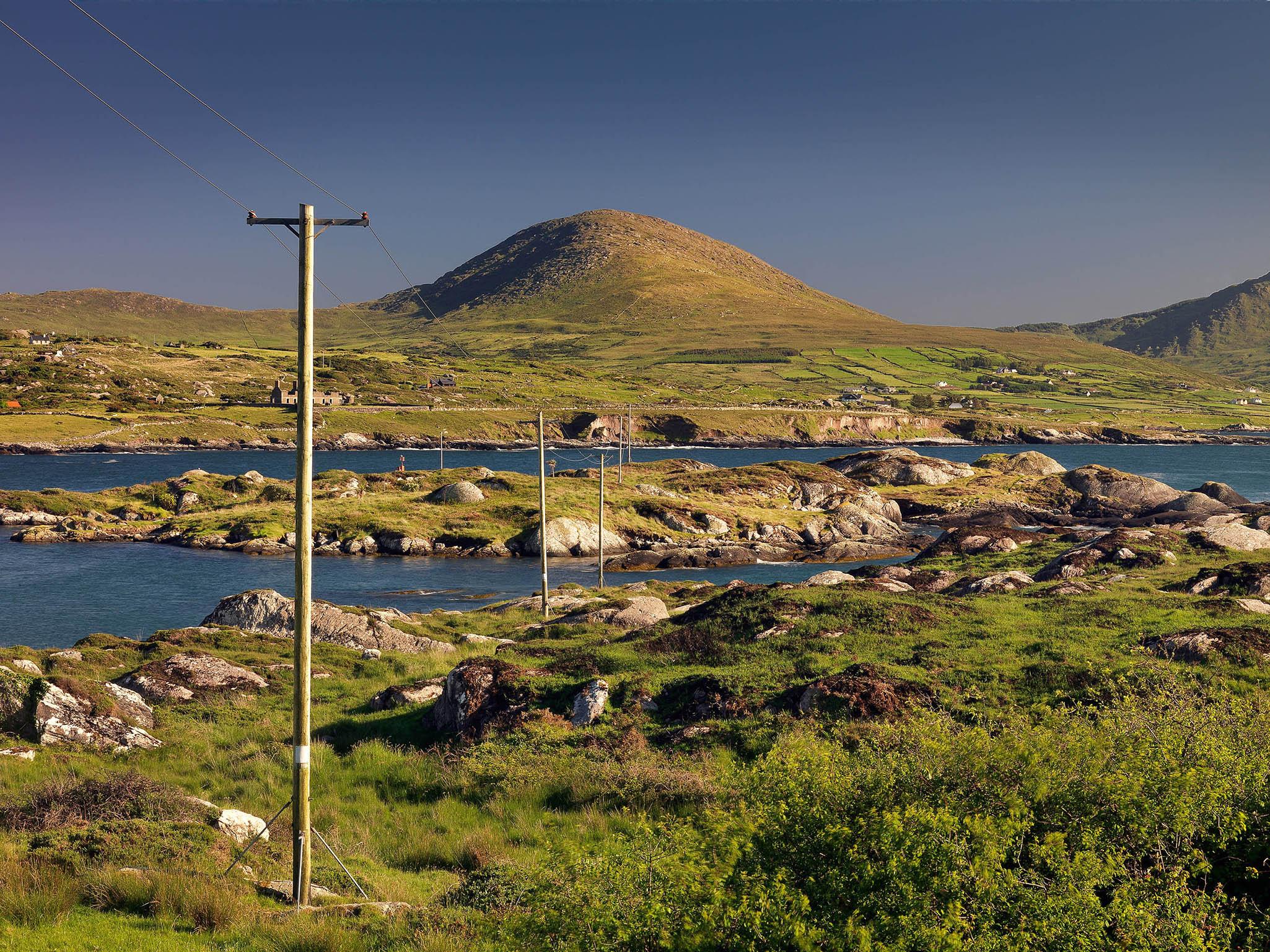 Coulagh Bay Beara Peninsula