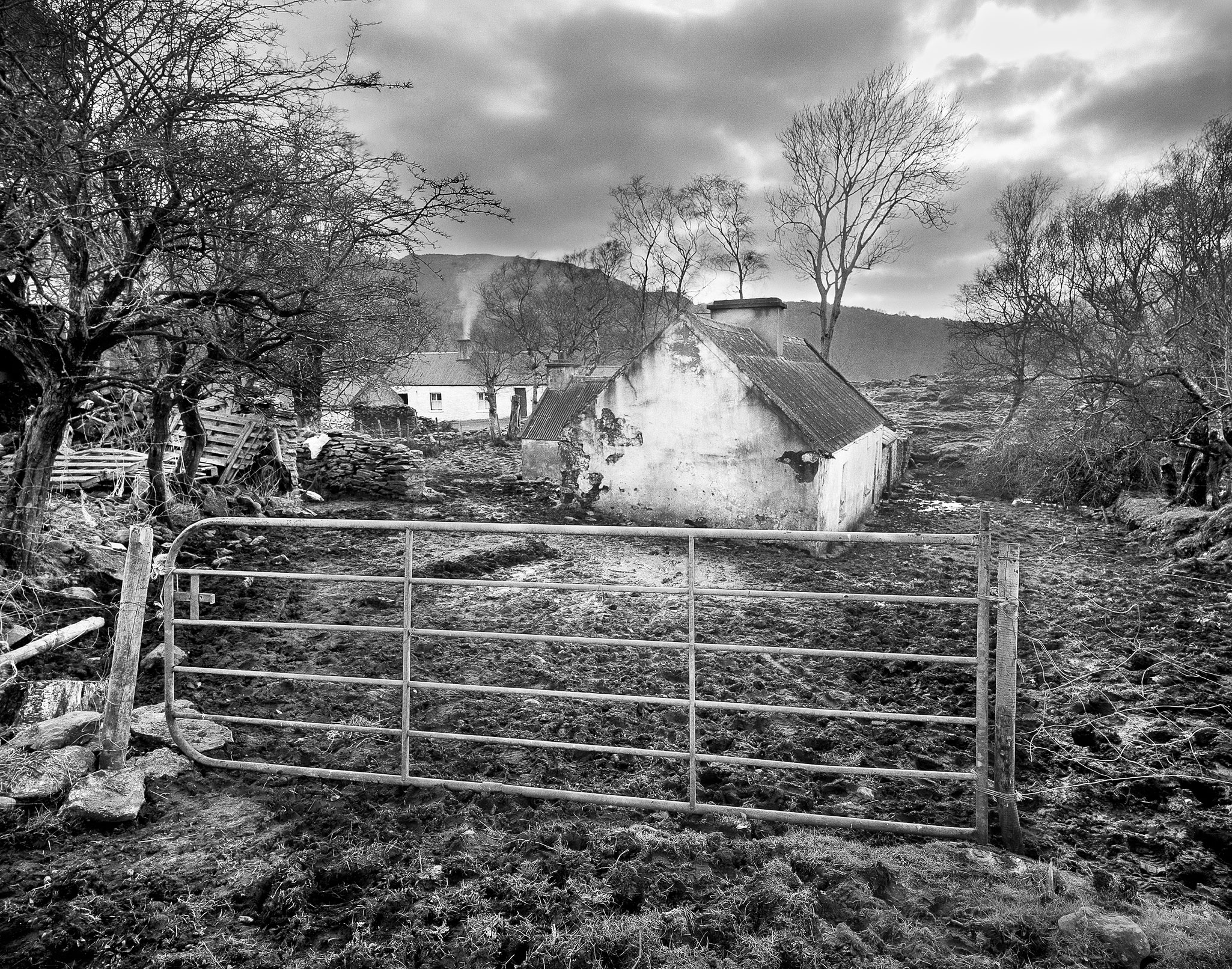Farmhouse Caragh Lake County Kerry