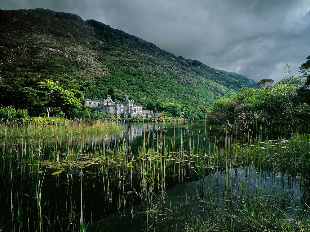 Kylemore Abbey County Galway Connemara Photo