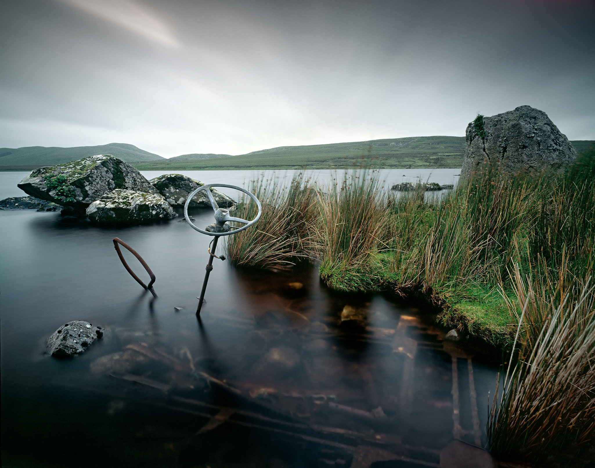 Lough Easkey, Co. Sligo No.1