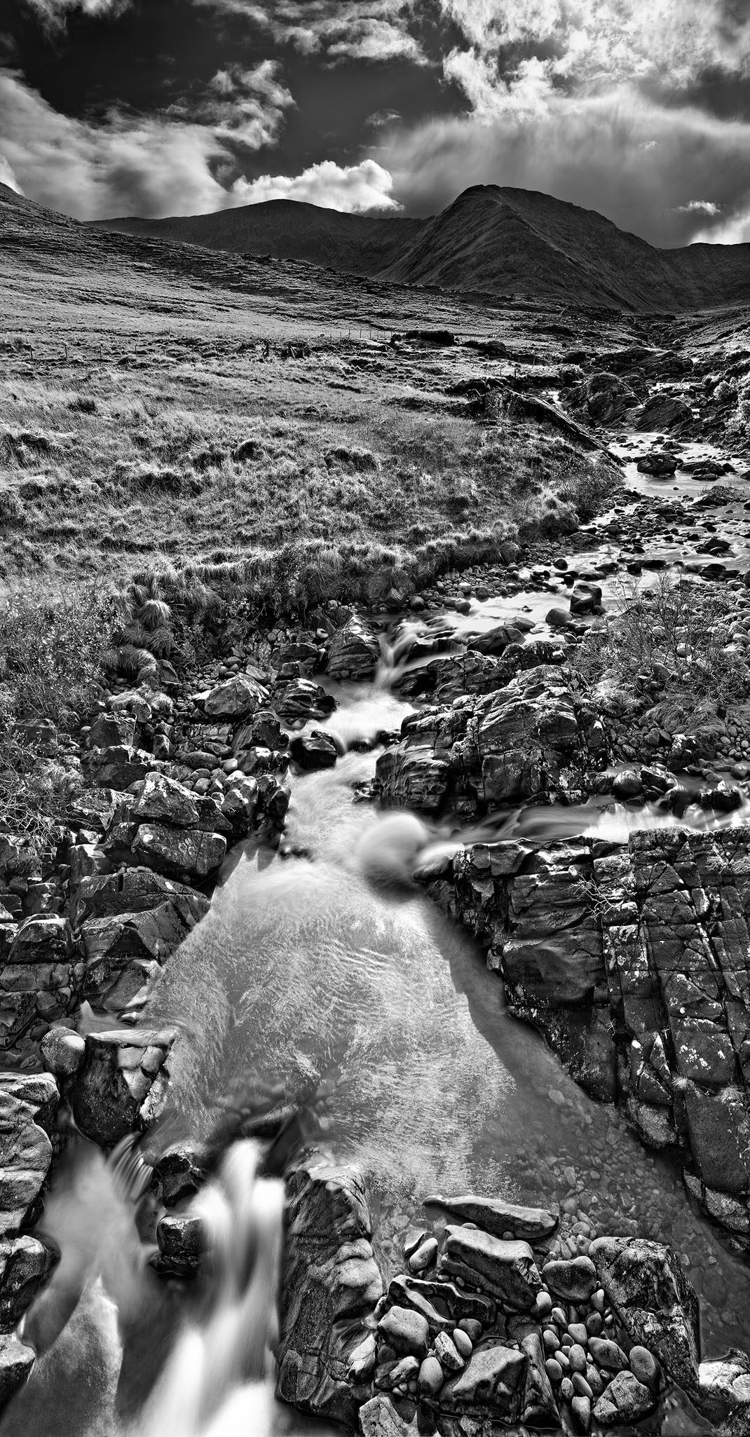 Owenmore river, County Mayo