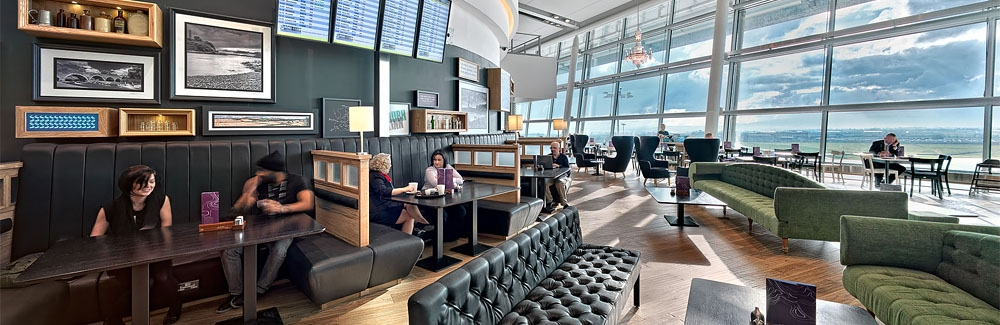 Slaney Bar Dublin Airport Terminal 2 twelve studio