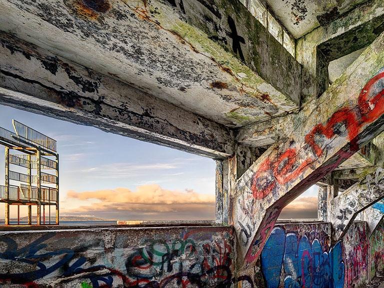 art prints Ireland Blackrock Baths photo