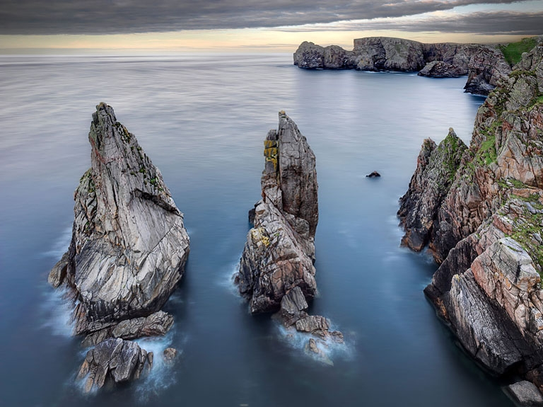 Tory Island seascape photos