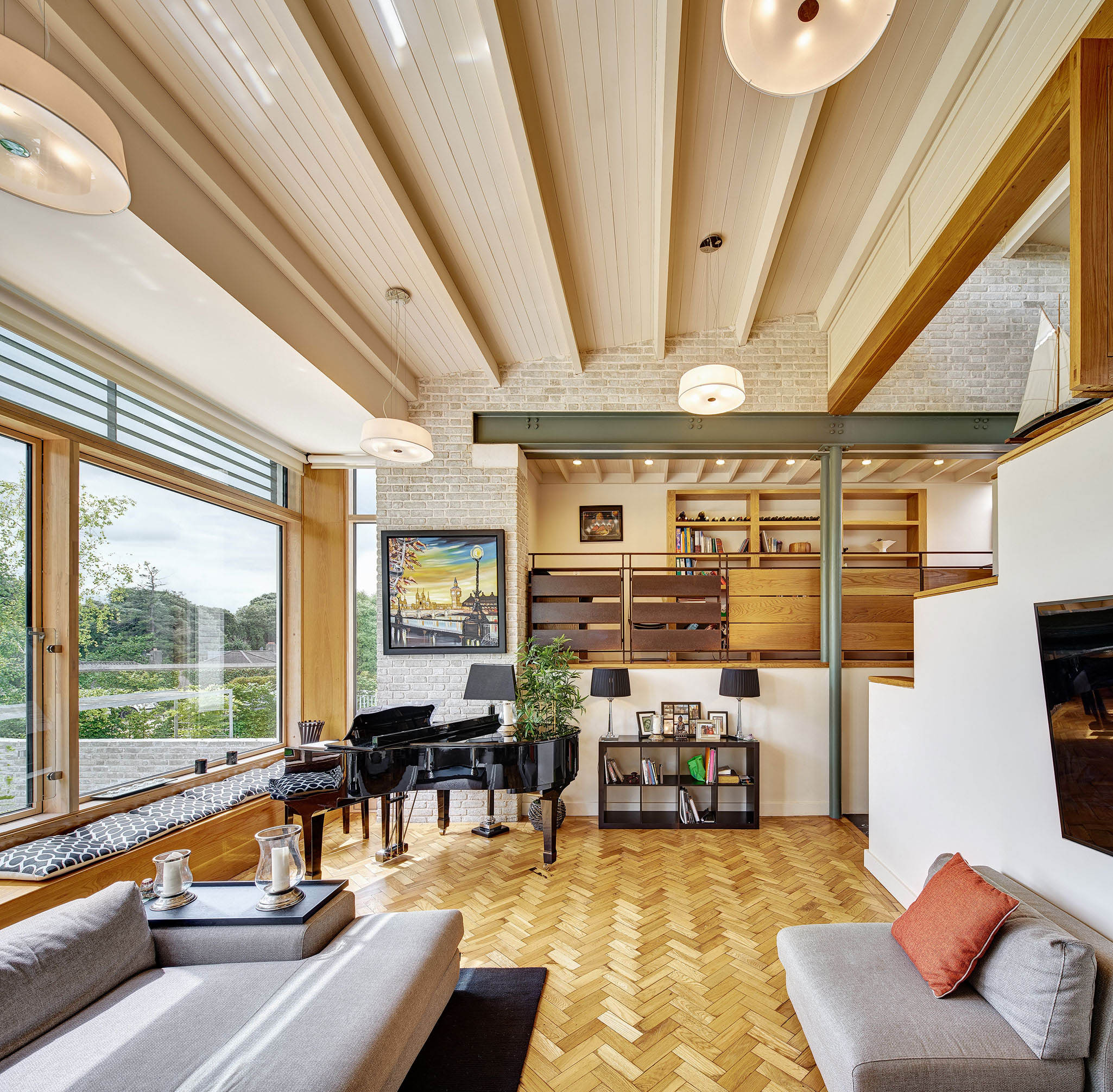 residential interiors photography two Villas Monkstown