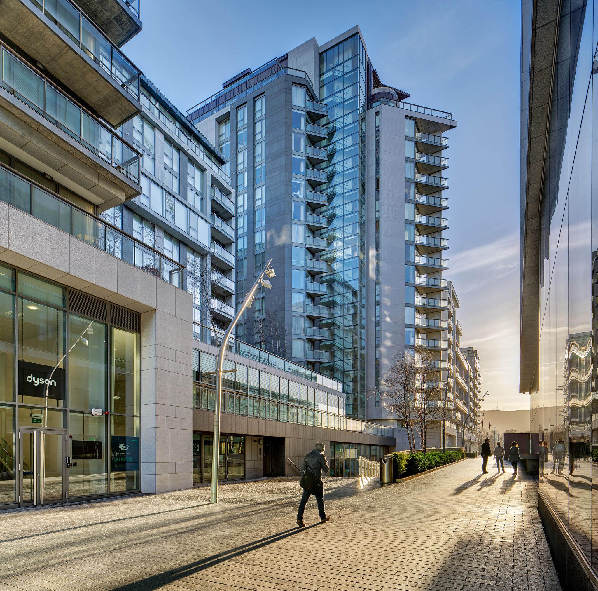 commercial photographer Vantage Apartments