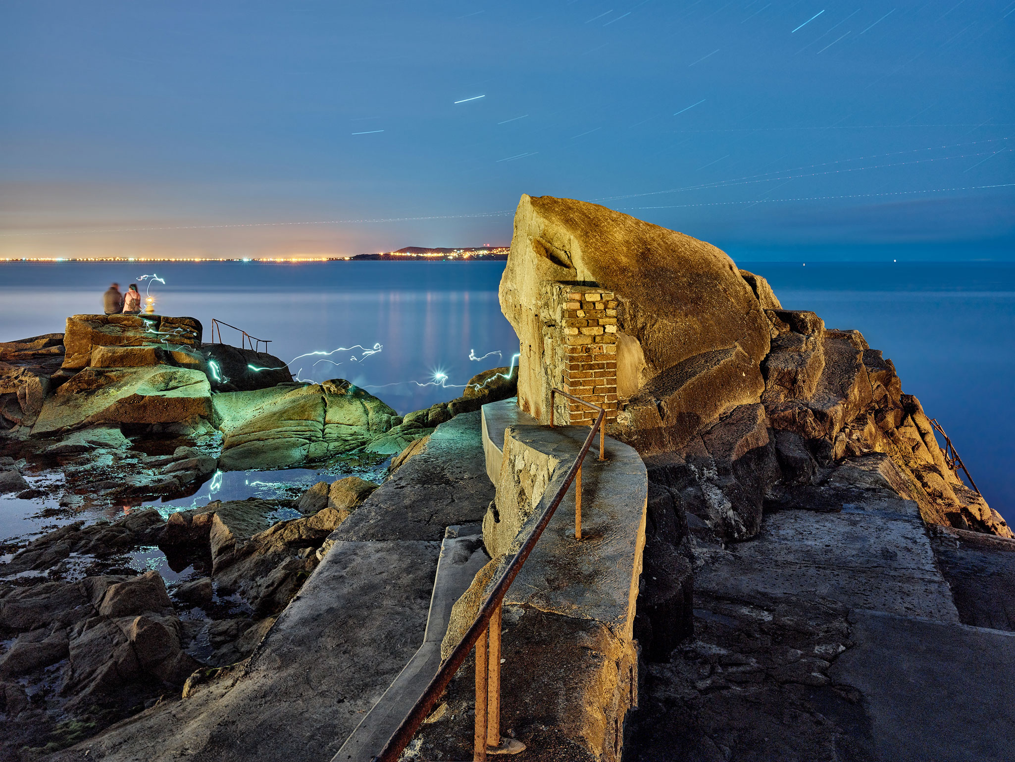 The Forty Foot, prints dun laoghaire