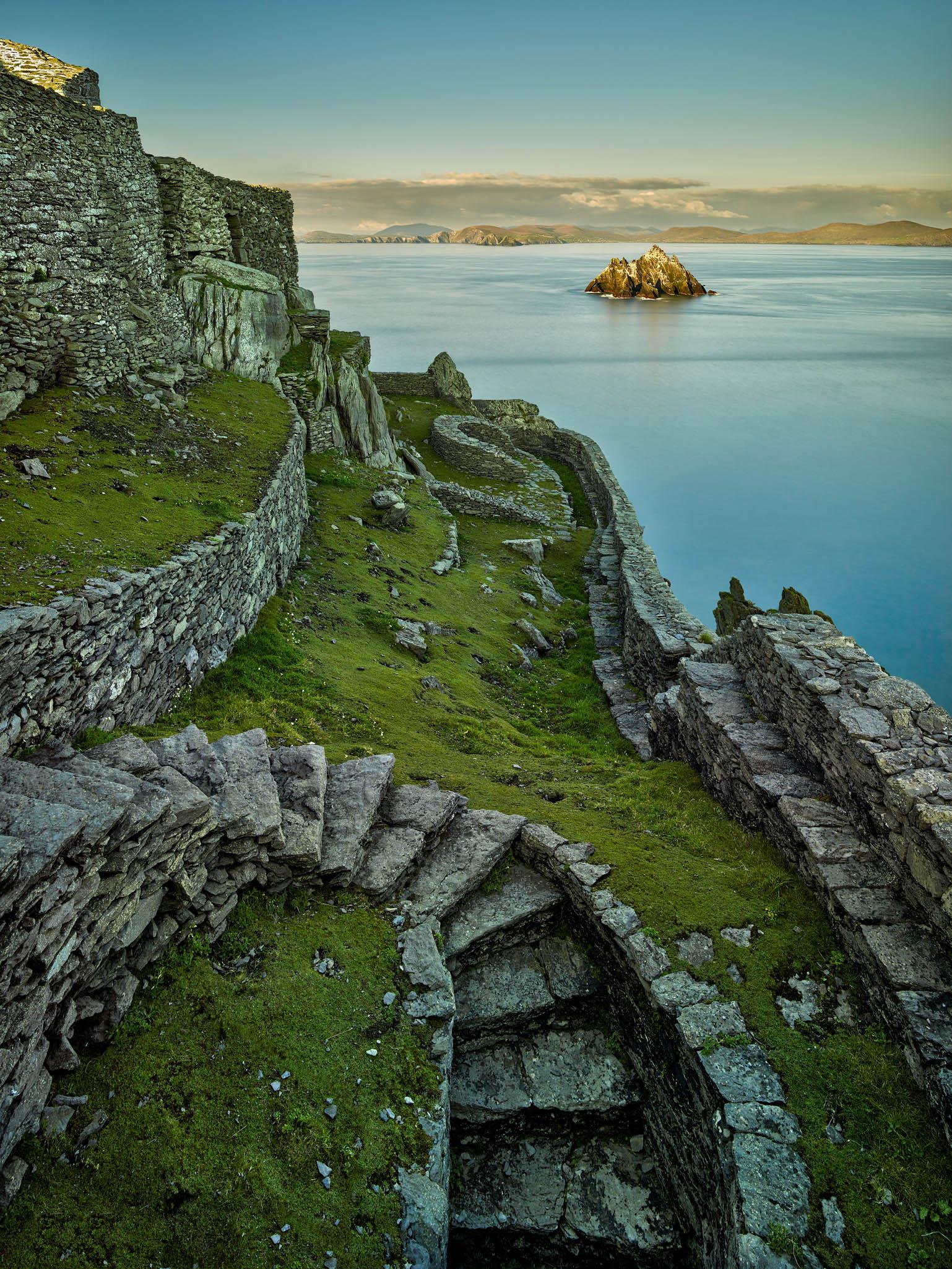Skellig Rock, Skellig Monks