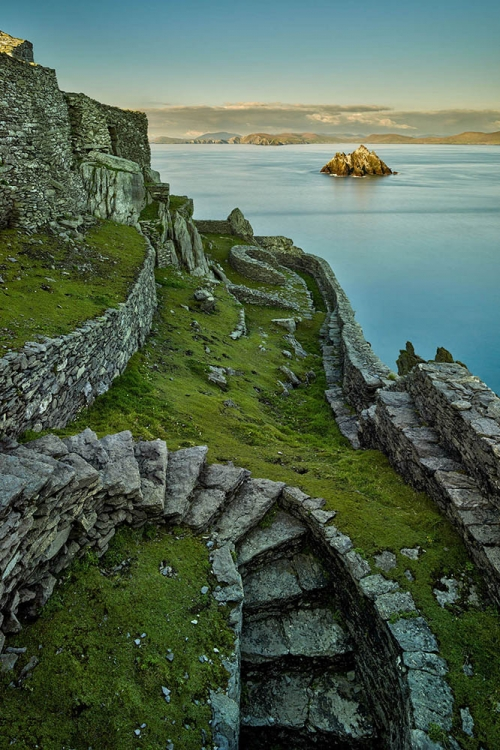 Skellig Rock, Skellig Monks