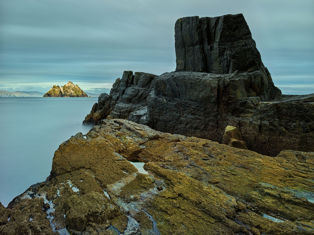 UNESCO Skellig Michael landscape photos