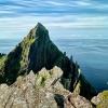 Skellig cliffs, Skellig Michael landscape photos