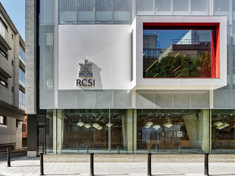 Royal College of Surgeons, hjl architects