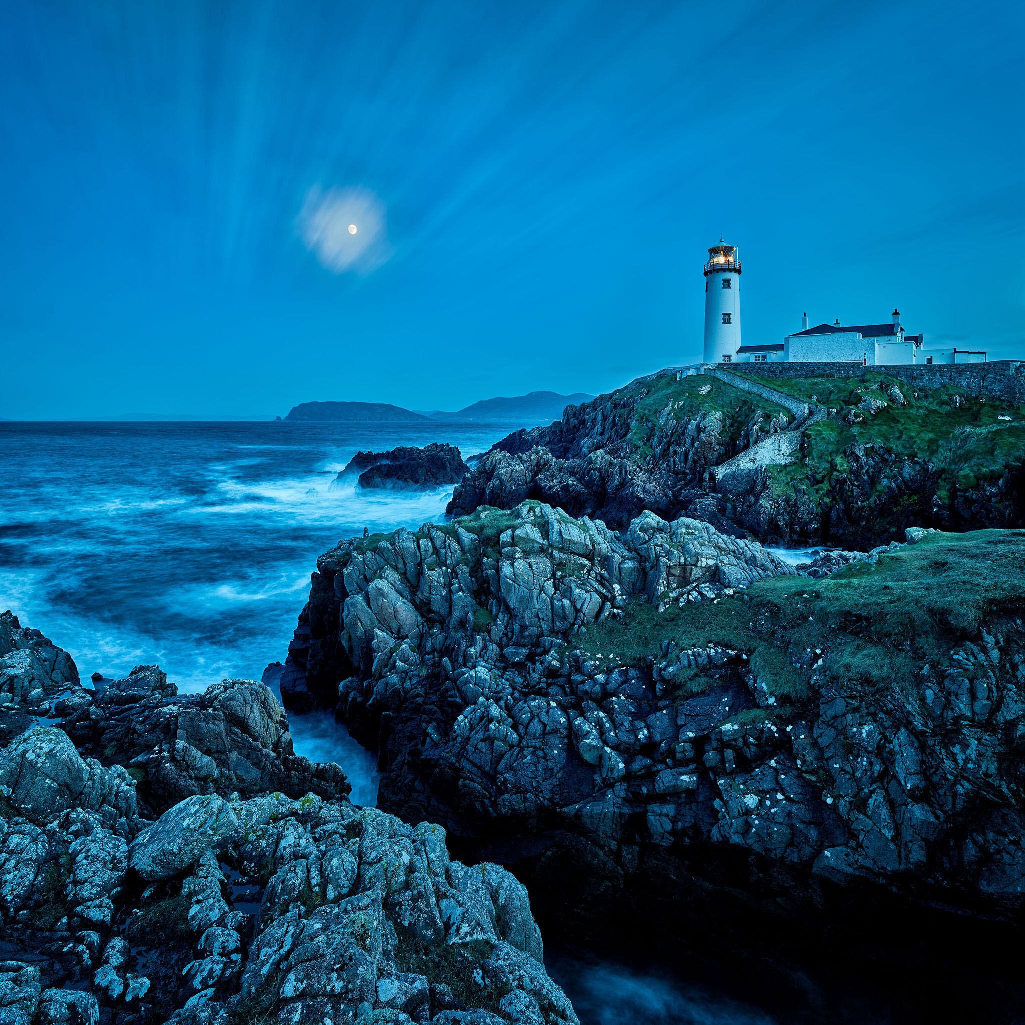 Fanad Lighthouse inishowen Donegal