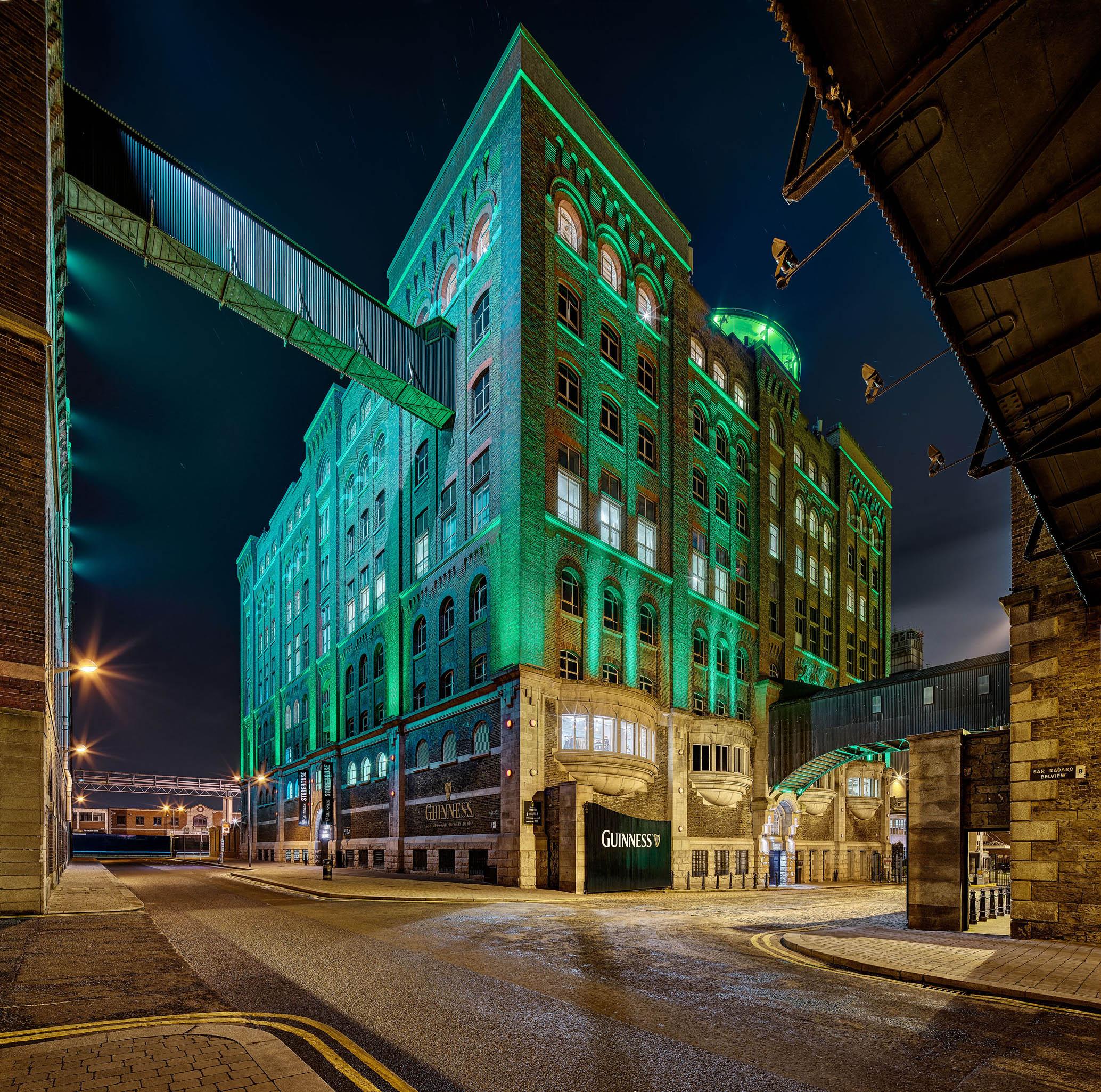 Guinness Storehouse, Guinness Brewery