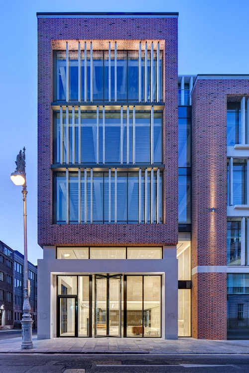 henry j lyons architects 10 Molesworth Street