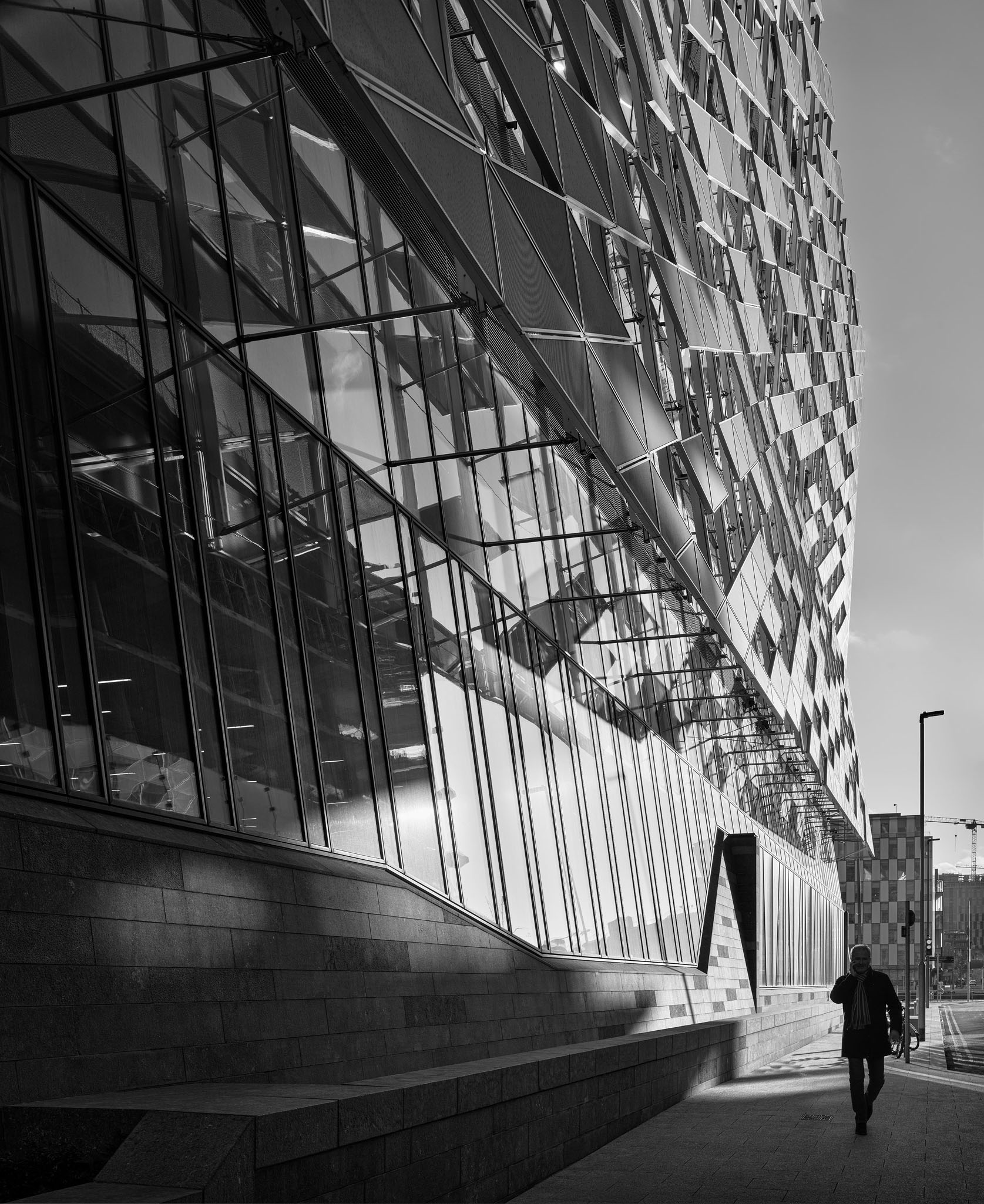 Central Bank of Ireland, HJL architects