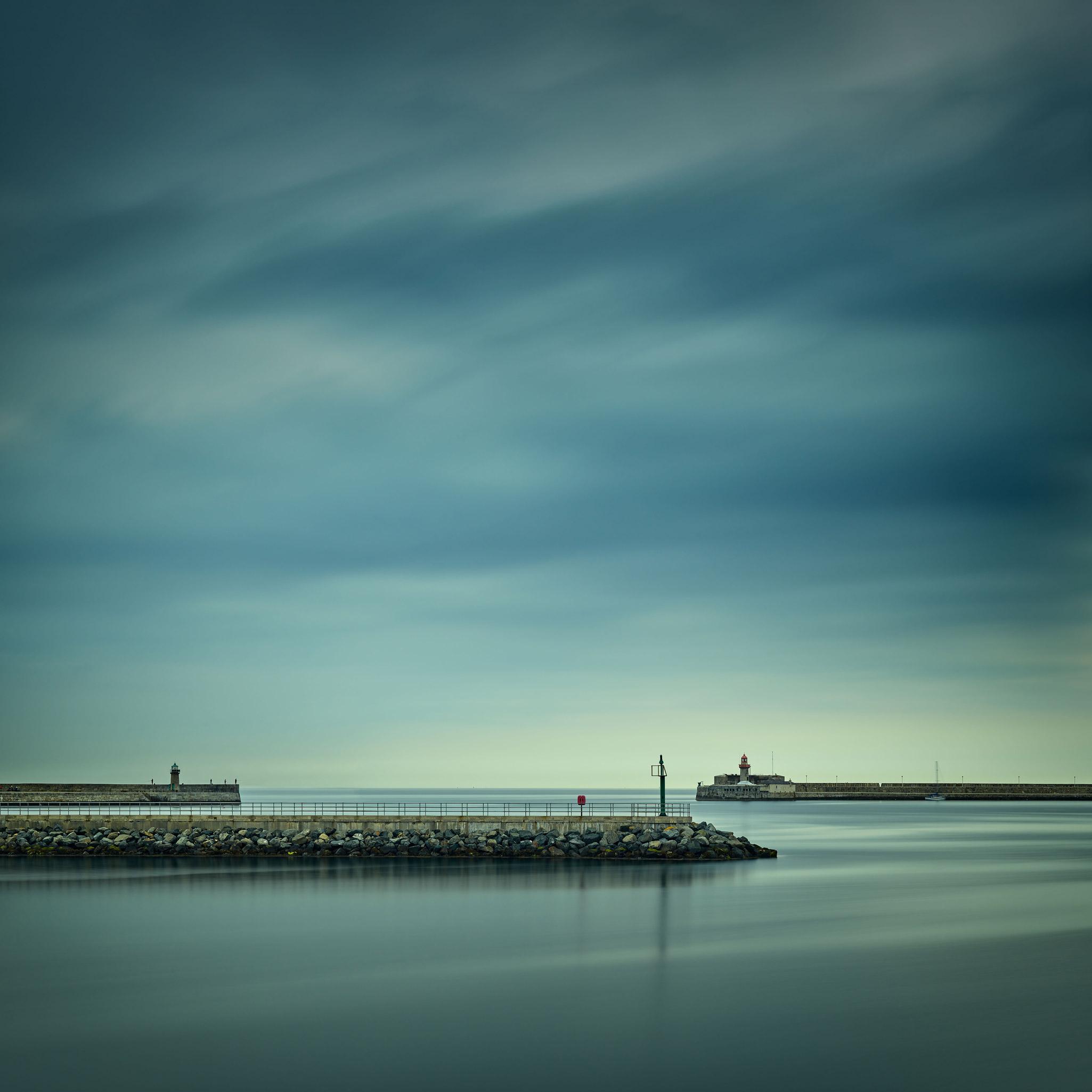 Dun Laoghaire Harbour Photo